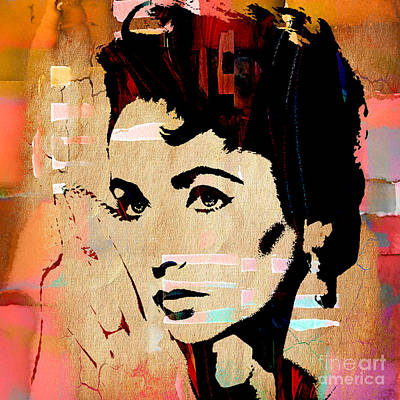 Elizabeth Taylor Collection Poster