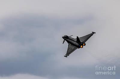 Eurofighter Poster by J Biggadike