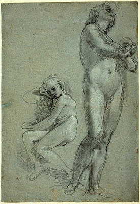 Federico Barocci Italian, Probably 1535 - 1612 Poster by Quint Lox