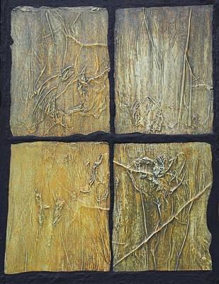 Four Seasons. Poster by Steve  Hester