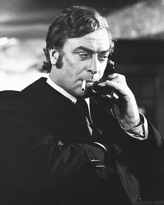 Get Carter  Poster by Silver Screen