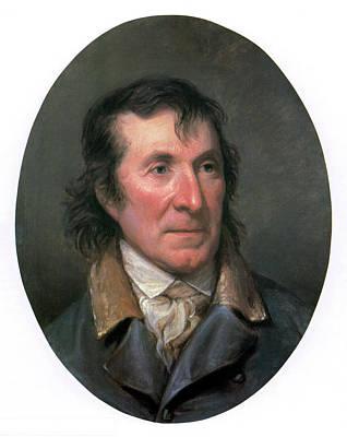 Gilbert Stuart (1755-1828) Poster by Granger