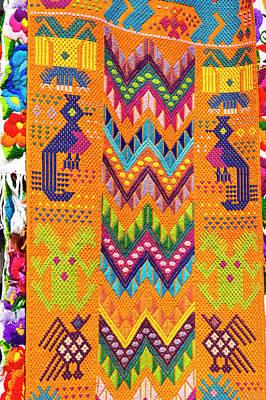 Guatemala, Chichicastenango Poster by Michael Defreitas