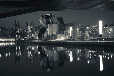Guggenheim Museum Designed By Frank Poster