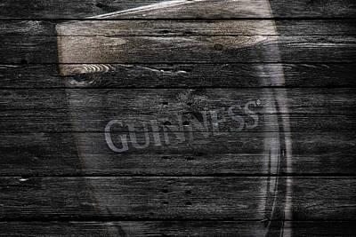 Guinness Poster by Joe Hamilton