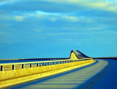 Hatteras Bridge Poster