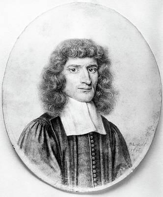 Isaac Barrow (1630-1677) Poster