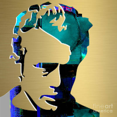 James Dean Gold Series Poster