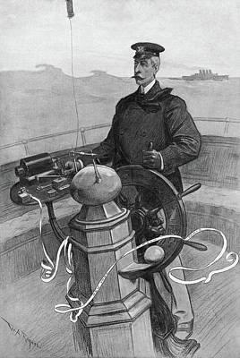 James Gordon Bennett, Jr Poster by Granger