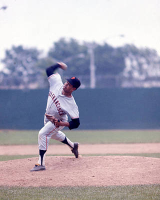 Juan Marichal Poster by Retro Images Archive