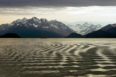 Juneau, Alaska, Usa Poster by Sergi Reboredo