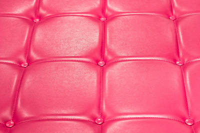 Leather Upholstery Poster by Tom Gowanlock