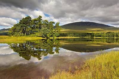 Loch Tulla Poster