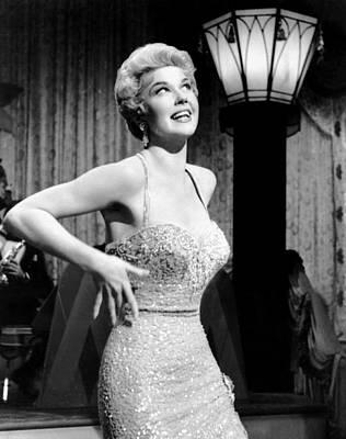 Love Me Or Leave Me, Doris Day, 1955 Poster