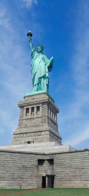 Low Angle View Of A Statue, Statue Of Poster by Panoramic Images
