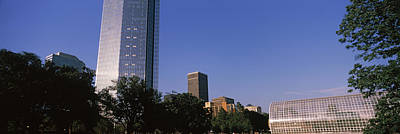 Low Angle View Of The Devon Tower Poster by Panoramic Images