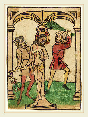 Ludwig Of Ulm German, Active 1450-1470 Poster by Litz Collection