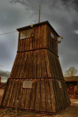 Majdanek Poster by Jacek Niewiadomski