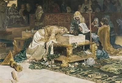 Mu�oz I Degrain, Antoni 1841-1924 Poster
