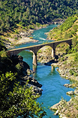 No Hands Bridge Poster