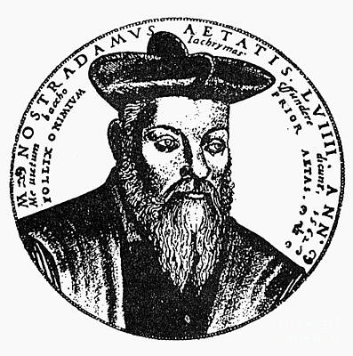 Nostradamus (1503-1566) Poster