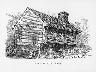 Paul Revere (1735-1818) Poster by Granger