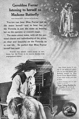 Phonograph, 1914 Poster by Granger