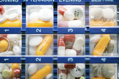 Pill Organiser Poster
