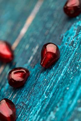 Pomegranate Poster by Nailia Schwarz