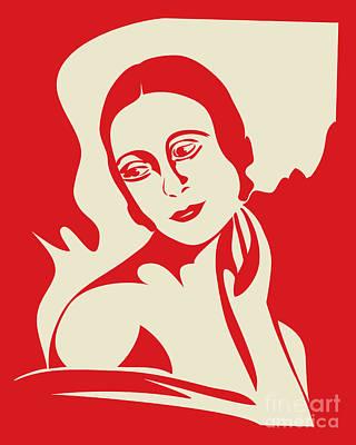 Prima Ballerina Poster by Igor Kislev