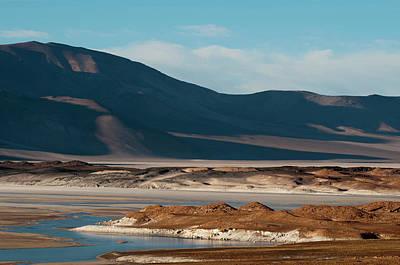 Salar De Talar, Atacama Desert, Chile Poster by Sergio Pitamitz