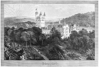 Scotland Balmoral Castle Poster by Granger