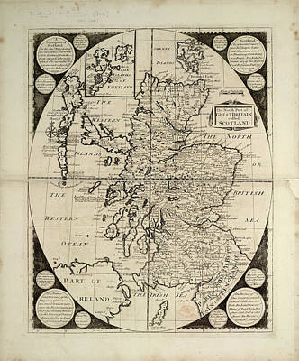 Scotland Poster by British Library