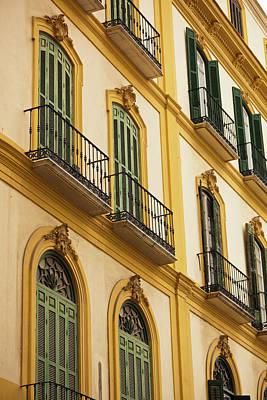Spain, Andalucia Region, Malaga Poster
