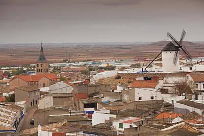 Spain, Castile-la Mancha Region, Ciudad Poster