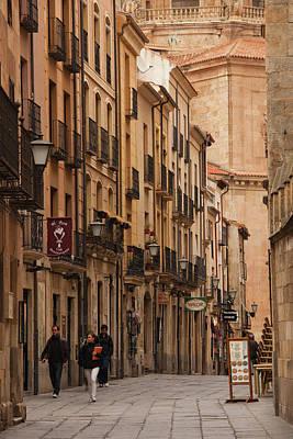 Spain, Castilla Y Leon Region Poster by Walter Bibikow