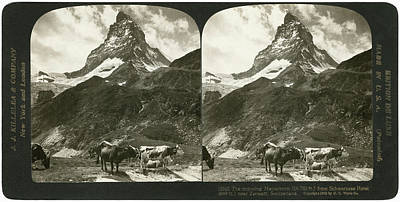 Switzerland Matterhorn Poster by Granger