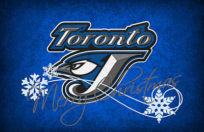Toronto Blue Jays Poster by Joe Hamilton