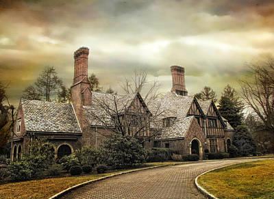 Tudor In Winter Poster