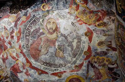 Turkey, Trabzon Sumela Monastery (aka Poster