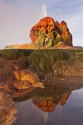 Usa, Nevada, Black Rock Desert Poster by Jaynes Gallery
