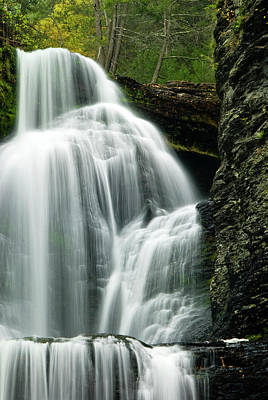 Usa, Pennsylvania, Delaware Water Gap Poster