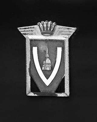 Vignale Emblem Poster
