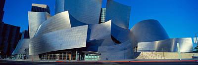 Walt Disney Concert Hall, Los Angeles Poster