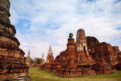 Wat Chaiwatthanaram, Ayutthaya Poster