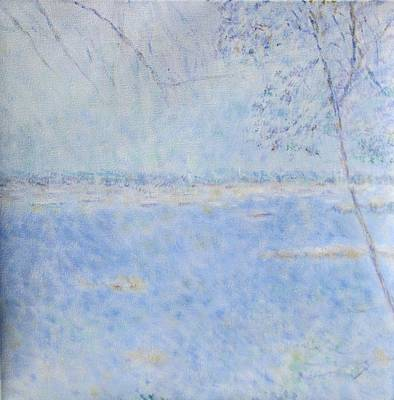 Water Of Les Iles De Lerins France Poster