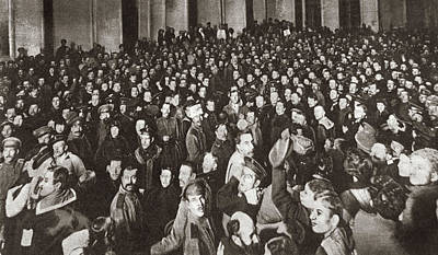 World War I Petrograd Poster by Granger