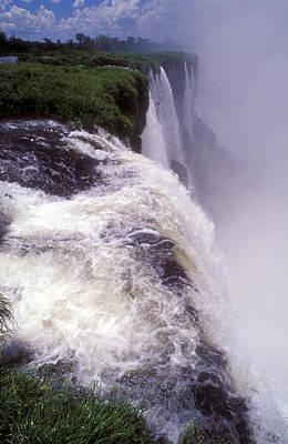 Iguazu Falls National Park, Argentina Poster by Javier Etcheverry