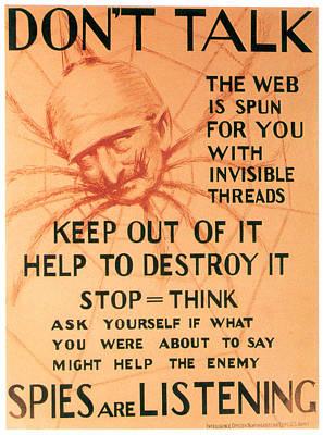 World War I U Poster