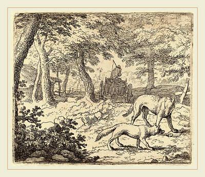 Allart Van Everdingen Dutch, 1621-1675 Poster
